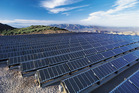 China is the world's largest manufacturer of solar panels.  Photo / Thinkstock.