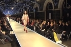 The iD Dunedin Fashion Week fashion show held at Dunedin Railway Station