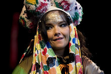 Bjork is set to headline the Open'er festival in Poland. Photo / Richard Robinson