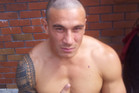 Sonny Bill shows off his new haircut. Photo / Supplied