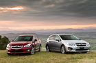 Subaru says the new range has generated a huge amount of interest. Photo / Supplied