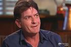Charlie Sheen has apologised for his drug-addled behaviour last year.  Photo / YouTube
