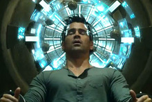 Colin Farrell stars in Total Recall.  Photo / YouTube