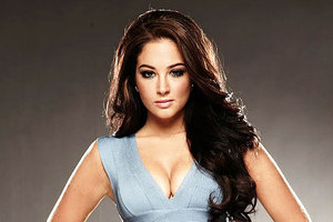 Tulisa Contostavlos is leaving the UK after a sex tape hit the internet. Photo / Supplied