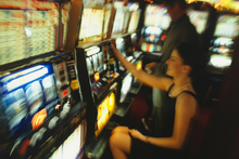 Pub pokie players last year accounted for more than $856 million of the total $1967 million spent at legal gambling venues. File Photo / Supplied
