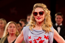 An ad for Madonna's new scent has been deemed inappropriate by US television channel ABC. Photo / Getty Images