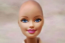 After a Facebook campaign, Mattel has agreed to create the Bald and Beautiful doll. Photo / Facebook