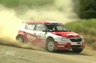 Defending International Rally of Whangarei champion Australian Chris Atkinson has added another Asia Pacific Rally Champion round to his already impressive CV. He held off Swede Per-Gunnar Andersson and Indian driver Gaurav Gill to take the weekend's outright honours and APRC class points.