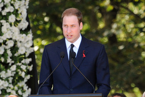 Prince William. Photo / Ross Setford