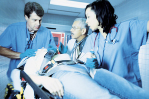 Faster treatment is said to be saving lives. Photo / Thinkstock