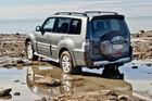 Mitsubishi Pajero Exceed 2012, for use in Driven April 7, 2012. Photo by: Phil Hanson