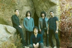 The Mars Volta.  Photo / Supplied