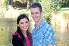 Matt Gilray and Andrea Bathgate. Photo / Jason Boa