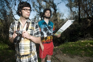 Conchords promoters went to great lengths to prevent scalping.  Photo / Supplied