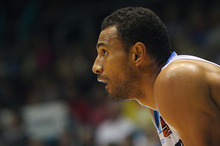 Mika Vukona says the Breakers are out for revenge against the Crocs.  Photo / Getty Images