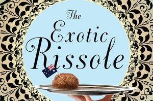 Book cover of The Exotic Rossole. Photo / Supplied
