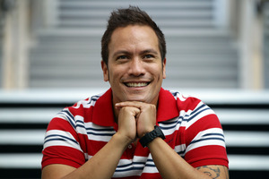 Tamati Coffey is keen to act as a mentor to contestants on 'New Zealand's Got Talent'. Photo /  Janna Dixon