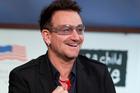 Bono. Photo / AP