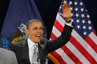 US President Barack Obama. Photo / AP