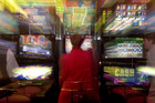 Pokie machines will decrease in Auckland. Photo / APN