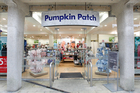 Clothing retailer Pumpkin Patch, hoping to increase its online sales, has teamed up with Amazon to sell its products online in the UK, France and Germany. Photo / Mark Mitchell