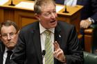 Nick Smith's three portfolios are being spread around Cabinet. Photo /  Mark Mitchell