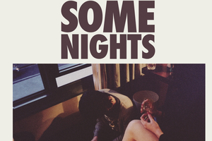 Album cover for 'Some Nights' by Fun. Photo / Supplied
