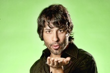 Arj Barker joins Flight of the Conchords on stage in their upcoming tour. Photo / Supplied 
