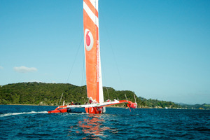 TeamVodafone in action. Photo/ File