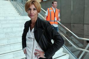 Christchurch Mayoress Jo Nicholls-Parker. Photo / Herald on Sunday