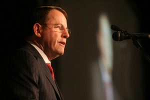 John Banks. File photo / Glenn Jeffrey.