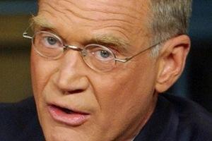 David Letterman. Photo / Supplied