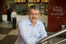 Restaurant Brands chief executive Russel Creedy. File photo / Paul Estcourt