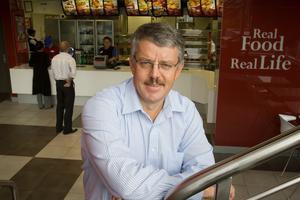 Restaurant Brands chief executive Russel Creedy. File photo / Paul Estcourt