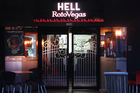 A Hell Pizza store in Rotorua. Photo / APN