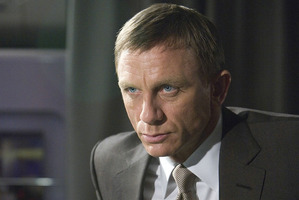 Daniel Craig as James Bond in the 2008 film Quantum of Solace. Photo / Supplied
