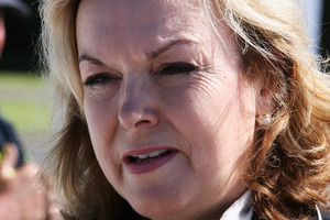 Minister Judith Collins. Photo / Supplied
