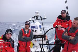 Photo / Hamish Hooper/CAMPER ETNZ/Volvo Ocean Race