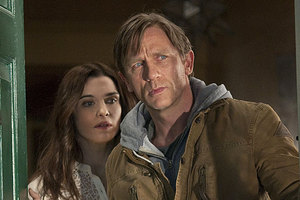 Rachel Weisz and Daniel Craig star in Dream House. Photo / Supplied