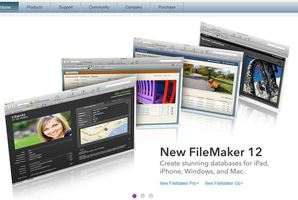 All the stops have been pulled out for the latest version of FileMaker. Photo / Supplied