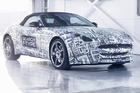 Jaguar's new F-Type - the C-X16 concept in convertible or two-seater form - will go into production. Photo / Supplied