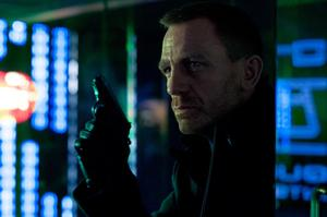 James Bond will swap Martinis for beer in the new film Skyfall. Photo / Supplied