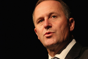 Prime Minister John Key. File photo / NZ Herald