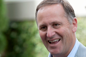 Speaking on the 'Q+A ' programme this morning, John Key said he was never involved in any support or advisory arrangement with Bronwyn Pullar or Michelle Boag'.