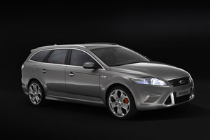 Ford Mondeo wagon. Photo / Supplied