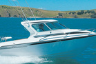 Rayglass' newest Legend is ideal for day fishing, diving or family cruising. Photo / Supplied
