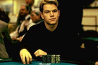 For a lot of people, their love affair with poker began with the movie 'Rounders' starring Matt Damon. Photo / Rounders 1998.