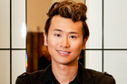 Bobbi Brown's senior makeup artist, James Tai. Photo / Babiche Martens