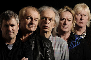 Prog-rock band Yes. Photo / Supplied