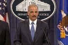US Attorney General Eric Holder has announced that the Justice Department had filed suit against Apple and five book publishing companies, alleging that they conspired to set prices on ebooks.